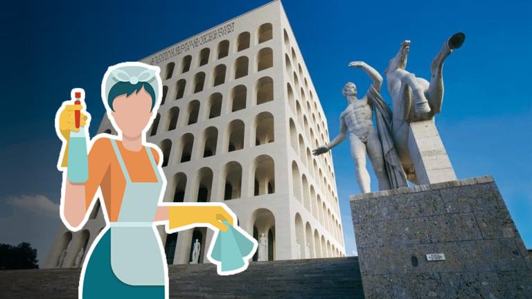 Impresa pulizie roma eur ditta di pulizie zona eur roma for Uffici zona eur